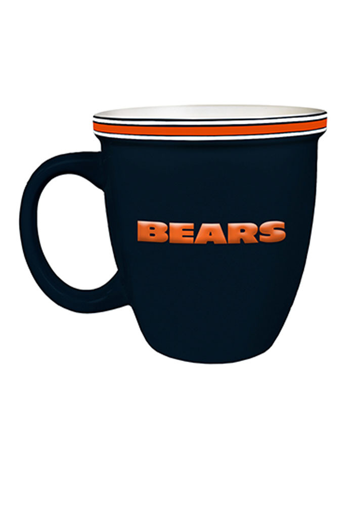 Chicago Bears 15oz Sculpted Bistro Mug - Image 2