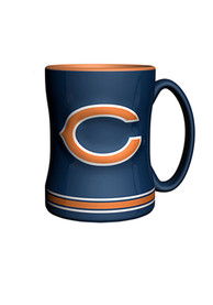 Chicago Bears 14oz Sculpted Relief Mug