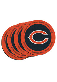 Chicago Bears 4 Pack Ring of Honor Coaster