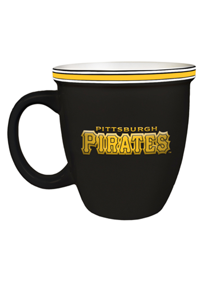 Pittsburgh Pirates 15oz Sculpted Bistro Mug - Image 2