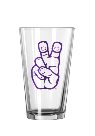 TCU Horned Frogs Pint Glass
