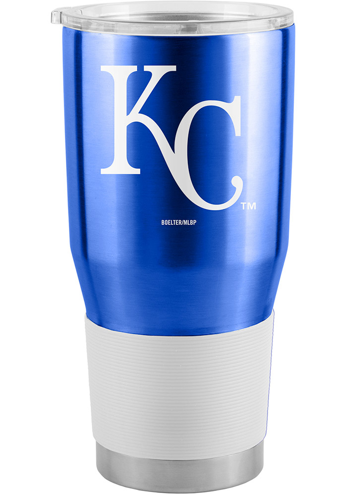 Kansas City Royals 30oz Ultra Stainless Steel Tumbler - Blue - Image 1