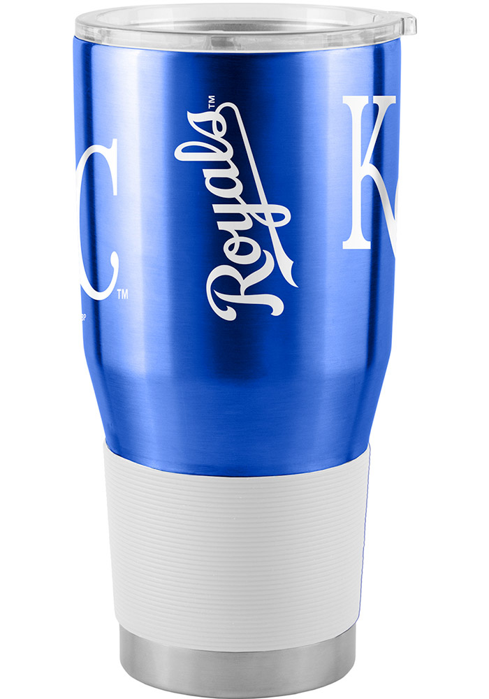Kansas City Royals 30oz Ultra Stainless Steel Tumbler - Blue - Image 2