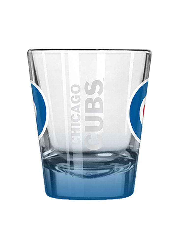 Chicago Cubs 2oz Elite Shot Glass - Image 2