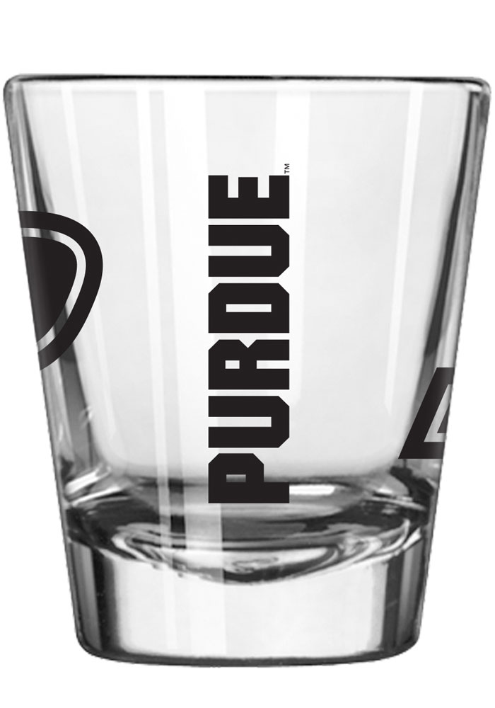 Purdue Boilermakers 2oz Game Day Shot Glass - Image 2