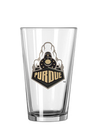 Purdue Boilermakers Team Logo Pint Glass