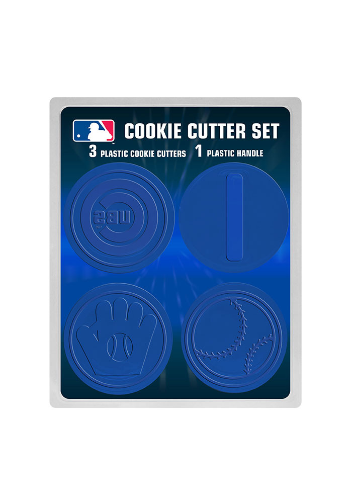 Chicago Cubs Team Set Cookie Cutters - Image 1
