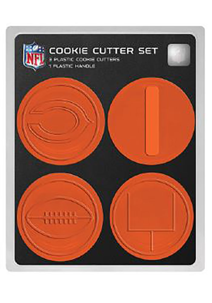 Chicago Bears Team Set Cookie Cutters - Image 1