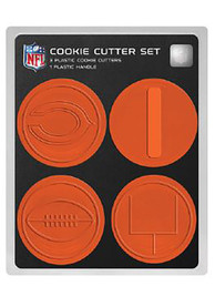 Chicago Bears Team Set Cookie Cutters