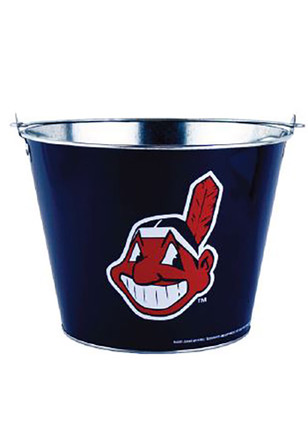 Cleveland Indians Team Wrap Bucket