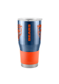 Chicago Bears 30oz Ultra Stainless Steel Tumbler - Navy Blue