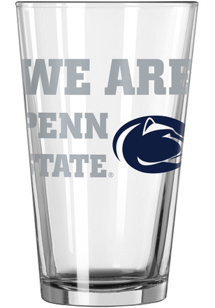 Penn State Nittany Lions Primary Logo Pint Glass