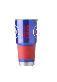 Chicago Cubs 30oz Ultra Stainless Steel Tumbler - Blue