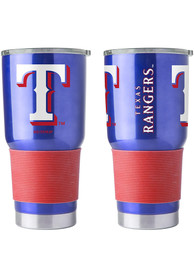 Texas Rangers 30oz Ultra Stainless Steel Tumbler - Blue