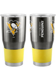 Pittsburgh Penguins 30oz Ultra Stainless Steel Tumbler - Silver