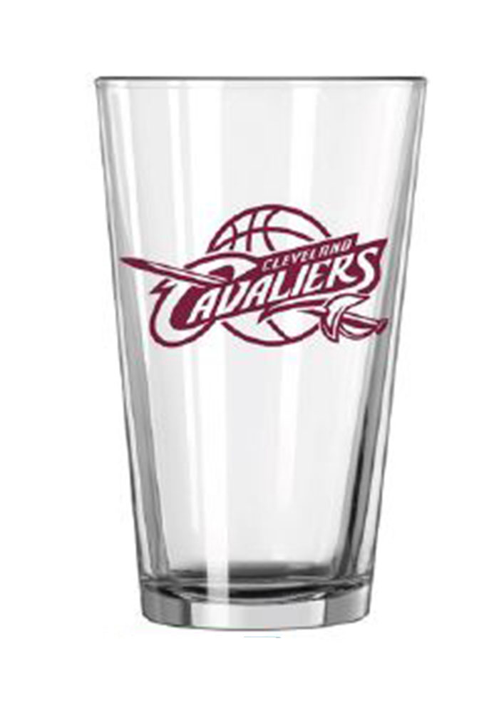 Cleveland Cavaliers Game Day Pint Glass - Image 1