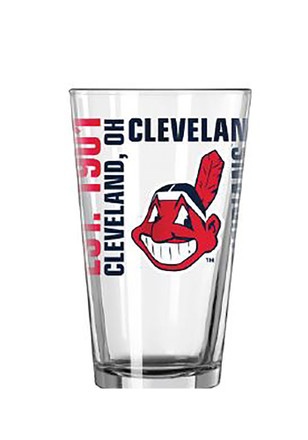 Cleveland Indians Spirit Pint Glass