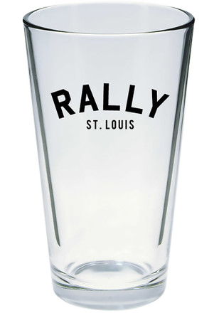 St Louis Rally Arch Pint Glass