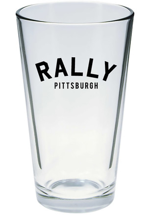 Pittsburgh Rally Arch Pint Glass