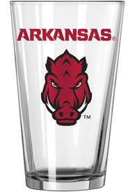 Arkansas Razorbacks Logo Value Pint Glass