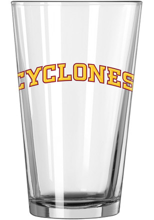 Iowa State Cyclones Logo Value Pint Glass