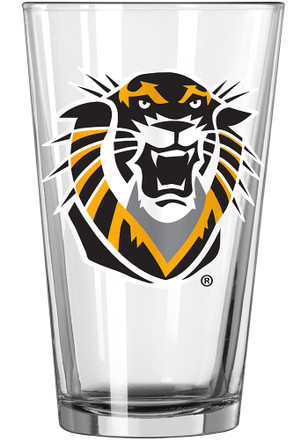 Fort Hays State Tigers Logo Value Pint Glass