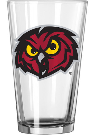 Temple Owls Logo Value Pint Glass