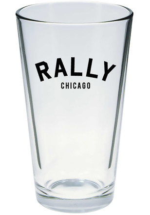 Chicago Rally Arch Pint Glass