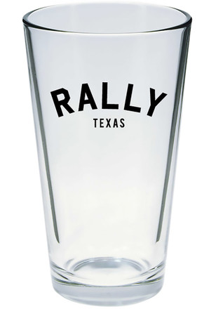 Texas Rally Arch Pint Glass
