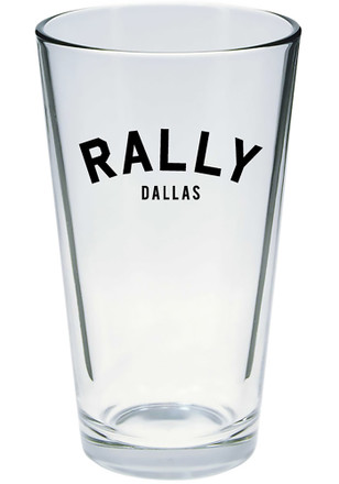 Dallas Ft Worth Rally Arch Pint Glass