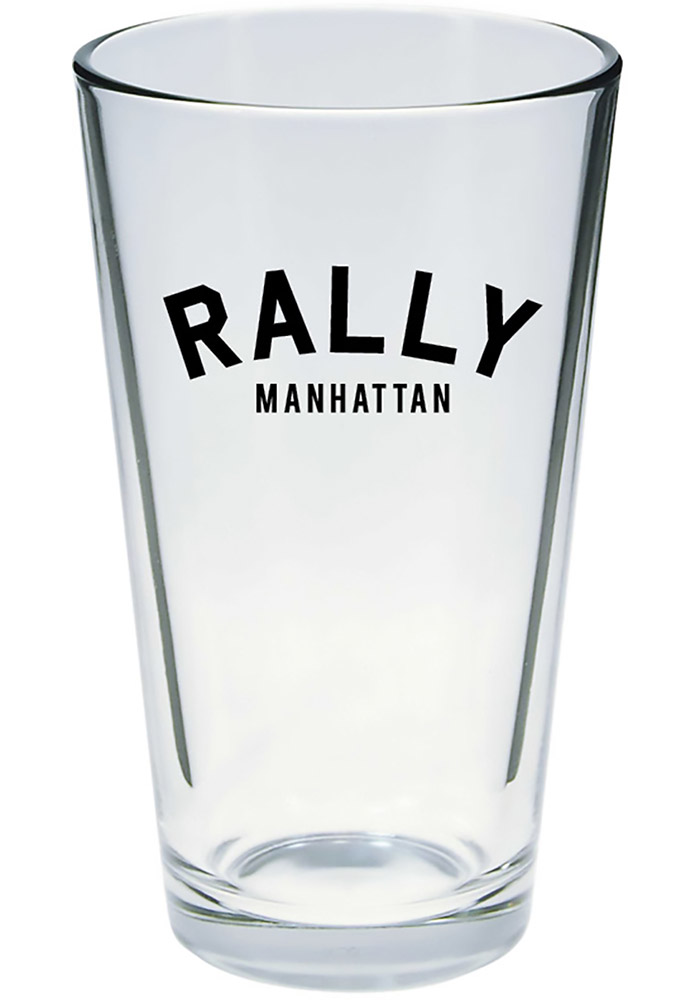 Aggieville Rally Arch Pint Glass - Image 1