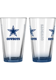 Dallas Cowboys Elite 16oz Pint Glass