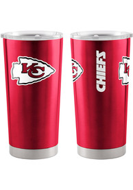 Kansas City Chiefs 20oz Ultra Stainless Steel Tumbler - Red