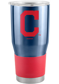 Cleveland Indians 30oz Ultra Stainless Steel Tumbler - Red