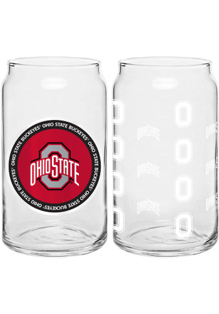 Ohio State Buckeyes Can Pint Glass