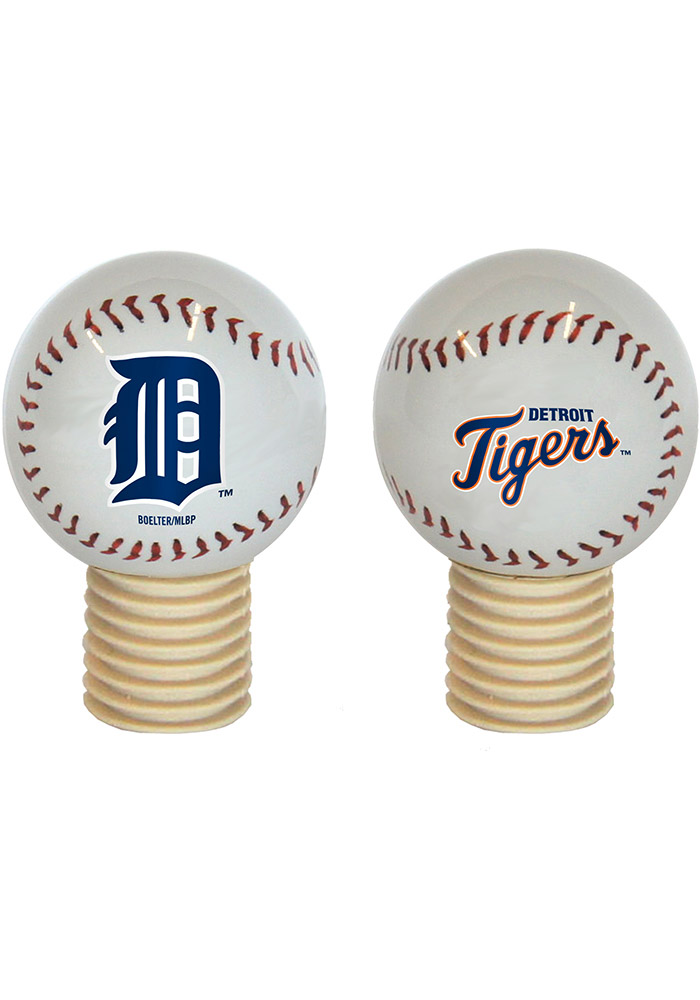 Detroit Tigers Bottle Stopper Wine Accessory - Image 1