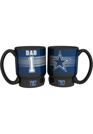 Dallas Cowboys #1 Dad Mug