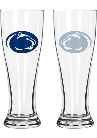 Penn State Nittany Lions 16oz Clear Pilsner Glass