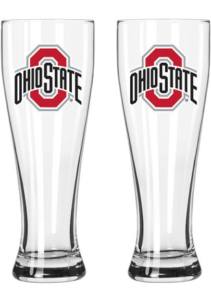 Ohio State Buckeyes 23oz Frosted Pilsner Glass