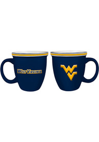 West Virginia Mountaineers 15oz Bistro Mug Mug