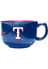 Texas Rangers 32oz Bowl Mug Mug