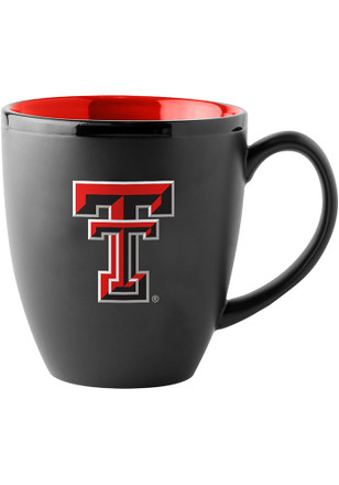 Texas Tech Red Raiders 16oz Matte Bistro Mug