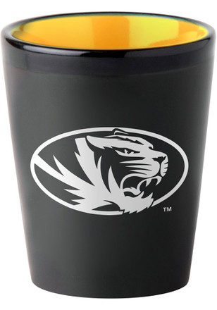 Missouri Tigers 2oz Matte Shot Glass