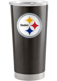 Pittsburgh Steelers 20oz Ultra Stainless Steel Tumbler - Black
