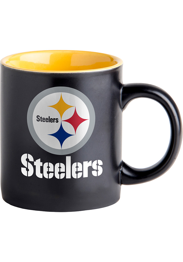 Pittsburgh Steelers 14oz Matte Mug - Image 1