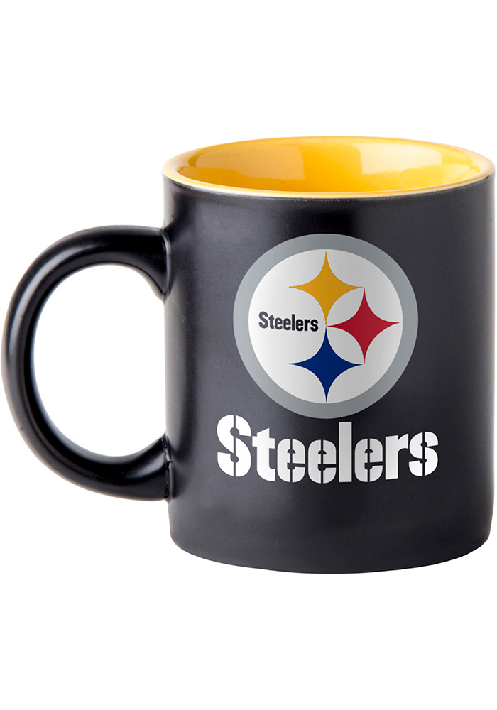 Pittsburgh Steelers 14oz Matte Mug - Image 2
