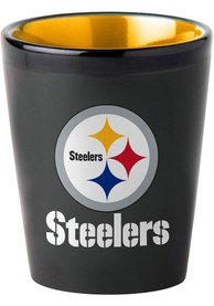Pittsburgh Steelers 2oz Matte Shot Glass