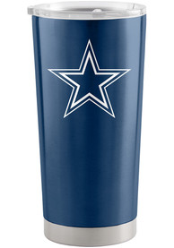 Dallas Cowboys 20oz Ultra Stainless Steel Tumbler - Navy Blue