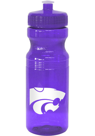 K-State Wildcats 24oz Squeeze Water Bottle