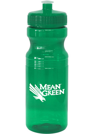 North Texas Mean Green 24oz Squeeze Water Bottle